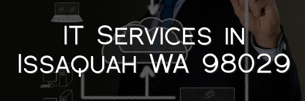 IT Services in Issaquah WA 98029