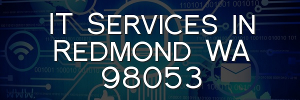 IT Services in Redmond WA 98053