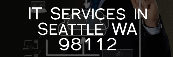 IT Services in Seattle WA 98112