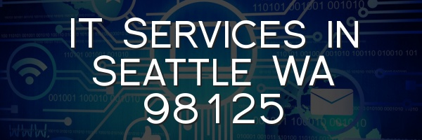 IT Services in Seattle WA 98125