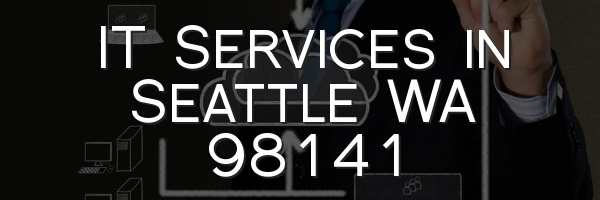 IT Services in Seattle WA 98141