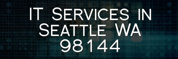 IT Services in Seattle WA 98144