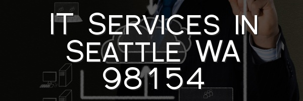 IT Services in Seattle WA 98154