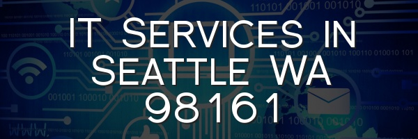 IT Services in Seattle WA 98161