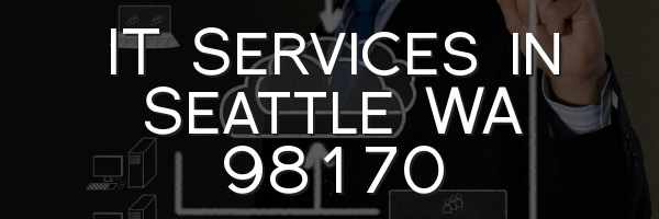 IT Services in Seattle WA 98170