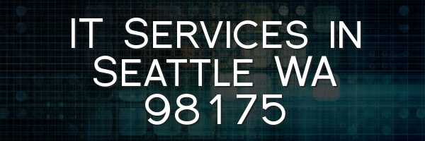 IT Services in Seattle WA 98175