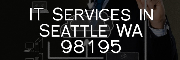 IT Services in Seattle WA 98195