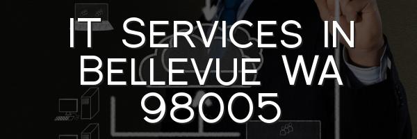 IT Services in Bellevue WA 98005