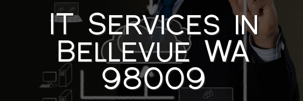 IT Services in Bellevue WA 98009