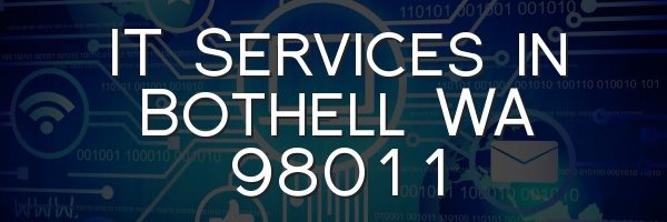 IT Services in Bothell WA 98011