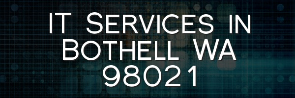 IT Services in Bothell WA 98021