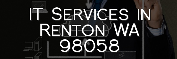 IT Services in Renton WA 98058