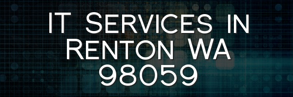 IT Services in Renton WA 98059