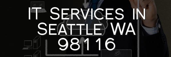 IT Services in Seattle WA 98116