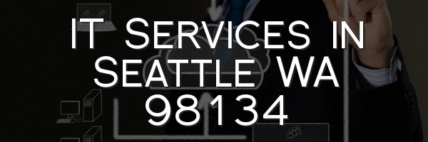 IT Services in Seattle WA 98134