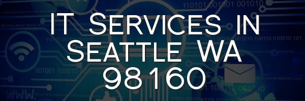 IT Services in Seattle WA 98160