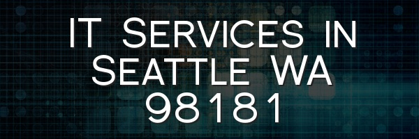 IT Services in Seattle WA 98181